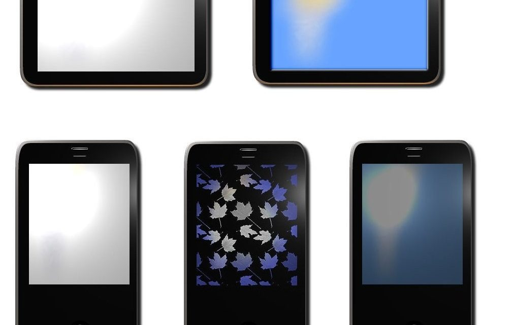 Mobiltelefoner då och nu