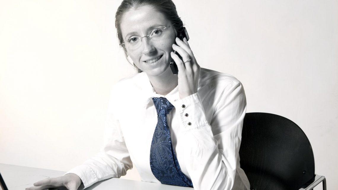 Mobiltelefonen i arbetet